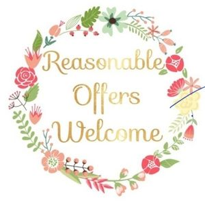 💝Reasonable offers welcome💝